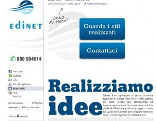Social Media - Edinet