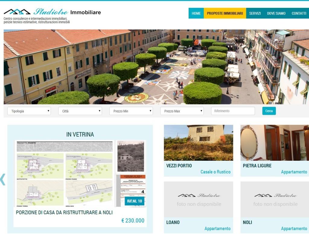 Studiotre Immobiliare Pietra Ligure