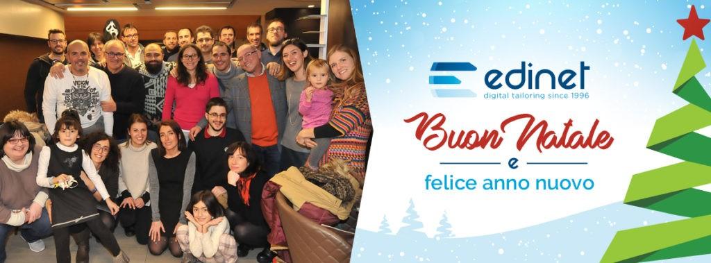 Buon Natale dalla Edinet